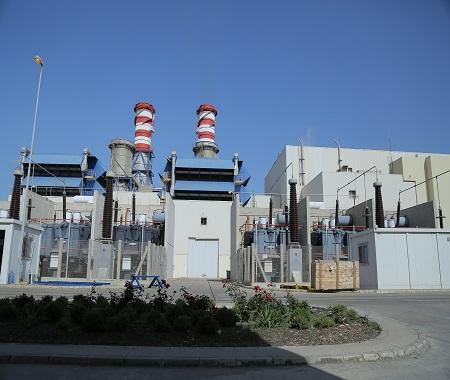 ElectriciteDu Liban(EDL) Power Plants  (CCGT)